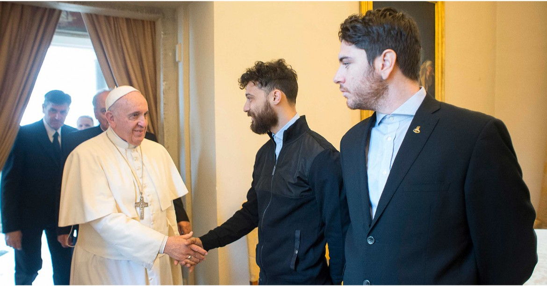 Gelato del vaticano