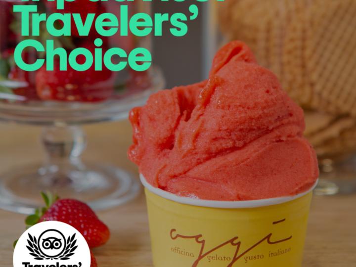 Premio Travelers Choice di Tripadvisor